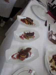foie-gras-poele-la-crème-de-cassis-©-Le-Cassissium