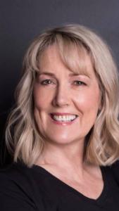 portrait of Karilyn Witterick, Administrator of Blackcurrants NZ