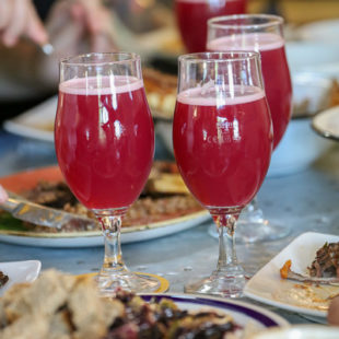 Blackcurrant beer – another nice Polish initiative