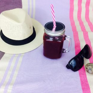 ENERGY BLACKCURRANT SMOOTHIE