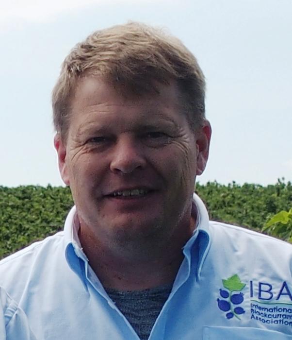 portrait of IBA president Jens Holme Pedersen