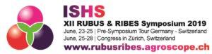 logo of the rubus & ribes symposium 2019